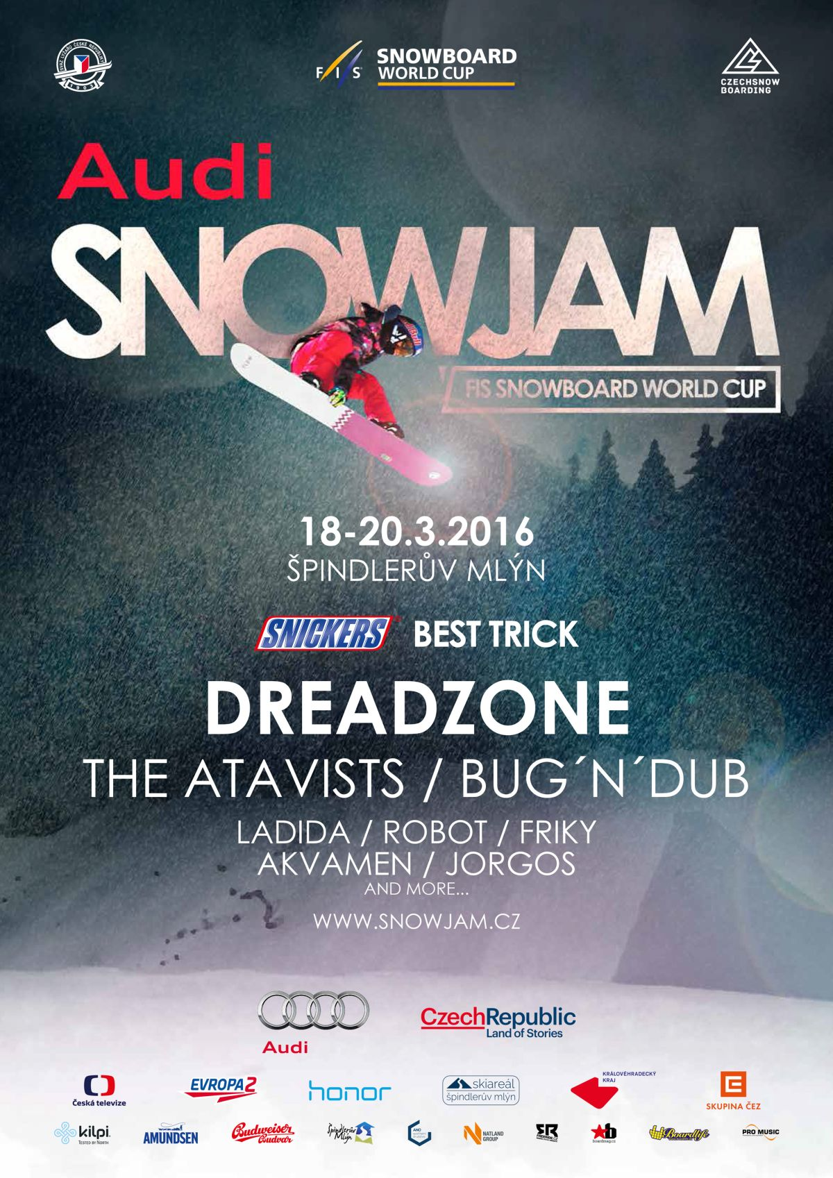 SNOWJAM2016